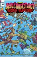 Teenage Mutant Ninja Turtles  Bebop   Rocksteady Destroy Everything  4 PDF
