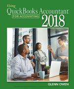 Using QuickBooks Accountant 2018 for Accounting (book only)