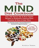 The Mind Diet Cookbook Book PDF