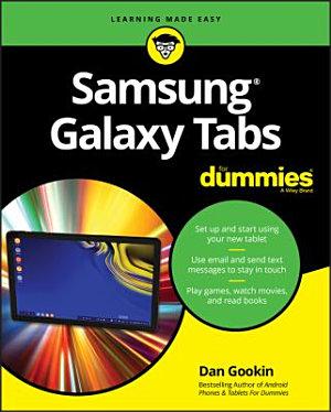 Samsung Galaxy Tabs For Dummies PDF