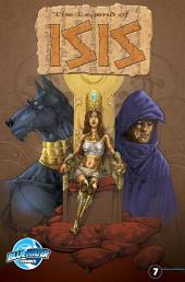 Legend of Isis: Volume #1 issue #7