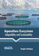 Aquaculture Ecosystems  Adaptability and Sustainability PDF