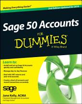 Sage 50 Accounts For Dummies: Edition 2