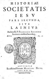 Historiae Societatis Iesv: Sive Lainivs. Pars Secvnda, Page 2
