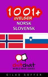 1001+ øvelser norsk - slovensk