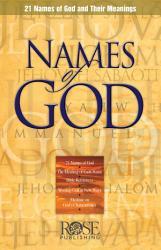 Names Of God Book PDF