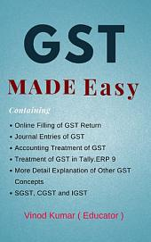 GST MADE Easy eBook
