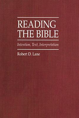 Reading the Bible PDF