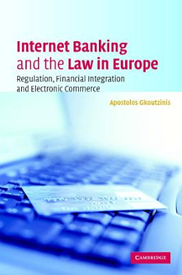 Internet Banking and the Law in Europe PDF