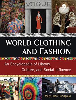World Clothing and Fashion PDF