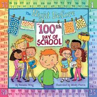 The Night Before the 100th Day of School PDF