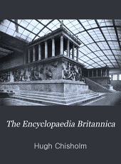 Encyclopaedia Britannica: A Dictionary of Arts, Sciences, Literature and General Information, Volume 21