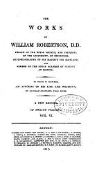 The Works of William Robertson, D. D.