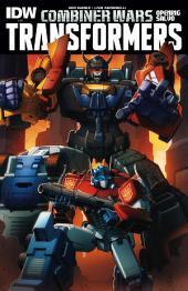 Transformers #39: Combiner Wars Opening Salvo