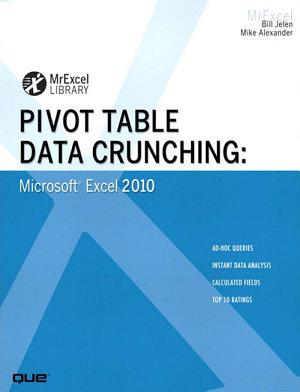 Pivot Table Data Crunching PDF