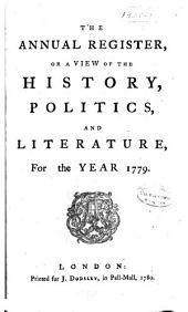 Annual Register: Volume 22