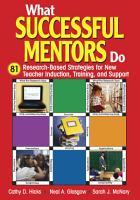 What Successful Mentors Do PDF