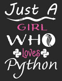 Just A Girl Who Loves Python