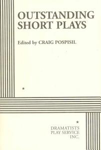 Outstanding Short Plays PDF