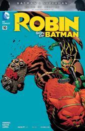 Robin: Son of Batman (2015-) #10