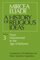 History of Religious Ideas  Volume 3 PDF