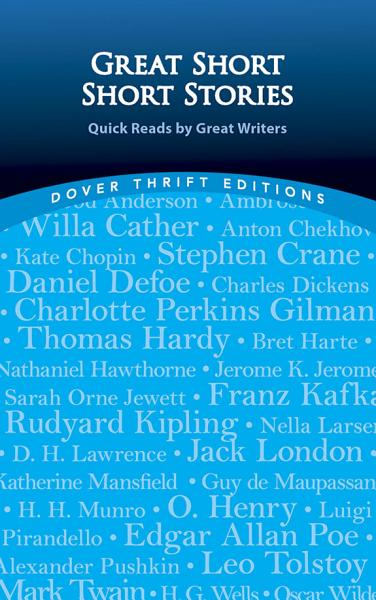 Download Great Short Short Stories Book