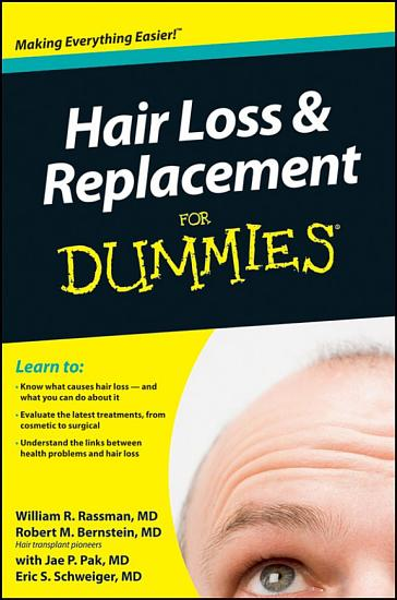 Hair Loss and Replacement For Dummies PDF