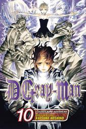 D.Gray-man, Vol. 10: Noah's Memory
