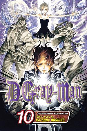 D Gray man  Vol  10