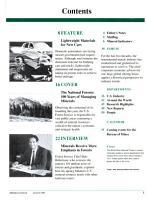 Minerals Today PDF