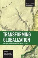 Transforming Globalization PDF