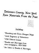 Delaware County, New York