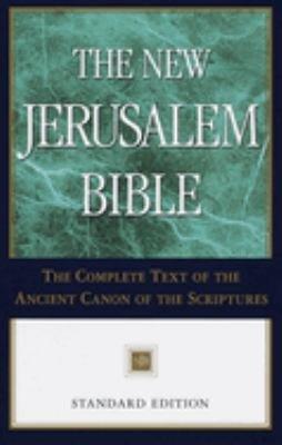 The New Jerusalem Bible PDF