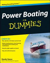 Power Boating For Dummies