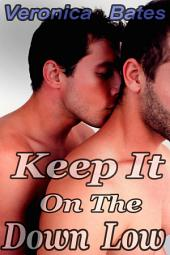 Keep It On The Down Low (Straight Turned Gay Erotica)