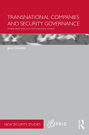 Transnational Companies and Security Governance
