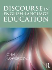 Discourse in English Language Education PDF