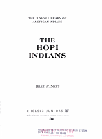 The Hopi Indians PDF
