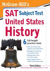 McGraw Hill s SAT Subject Test United States History  3rd Edition PDF
