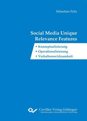 Social Media Unique Relevance Features PDF