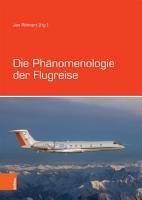 Die Ph  nomenologie der Flugreise PDF