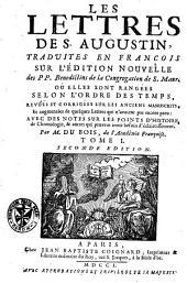 Les lettres de S. Augustin: Volume1