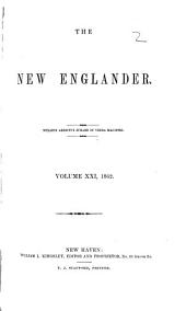 New Englander and Yale Review: Volume 21