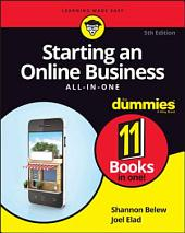 Starting an Online Business All-in-One For Dummies: Edition 5