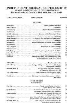 Revue Ind  pendante de Philosophie PDF
