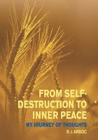 From Self Destruction to Inner Peace PDF
