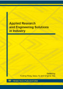 Applied Research and Engineering Solutions in Industry