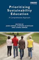 Prioritizing Sustainability Education PDF