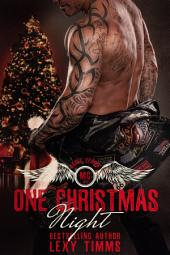 One Christmas Night: Steamy MC Motorcycle Club Bade Boy Romance