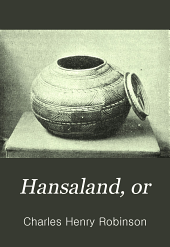 Hausaland, Or, Fifteen Hundred Miles Through the Central Soudan